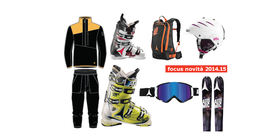 ATOMIC: LE NOVITÀ DA ISPO WINTER 2014