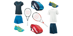 WILSON TENNIS PRESS KIT 2014